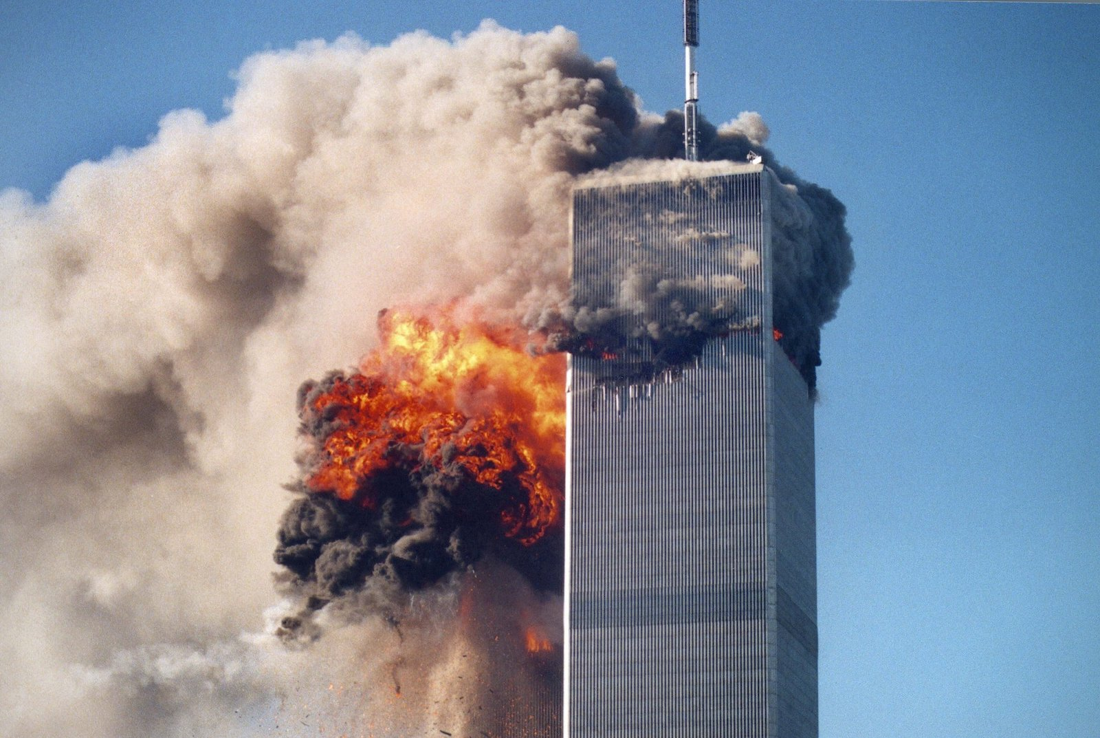 Lessons from 9/11 and Rejecting the 'New Normal'